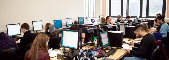 программа бакалавра в области информатики
