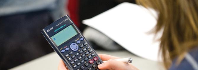 Бакалавр в области финансов и математики