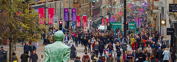 Университет Глазго: магистратура в области урбанистики